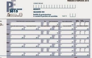 Modello Unico 2015 - Commercialista Torino